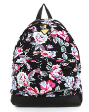 -FEATURES- - FLORAL AVE BACKPACK