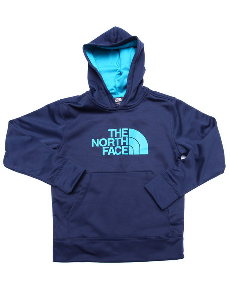The North Face Navy Hoodies