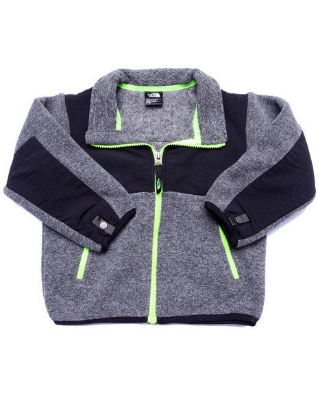 The North Face - Boys Grey Denali Jacket (2T-4T)