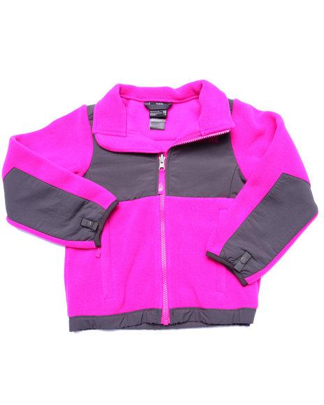 The North Face - Girls Pink Denali Jacket (4-16)