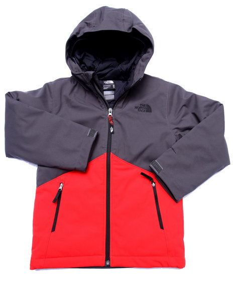 The North Face - Boys Red Apex Elevation Jacket (5-20)