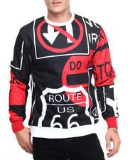 Buyers Picks - Road Sign Crewneck Sweatshirt