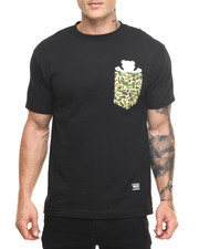 Shirts - Wild Woods Pocket Bear Tee