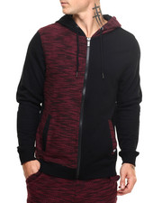 Akademiks - Hawk Specialty knit full zip hoodie