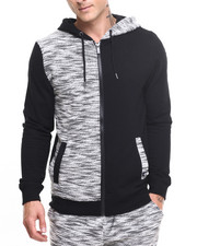 Akademiks - Hawk Specialty knit full zip hoody