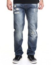 Buyers Picks - Ripped Antique Wash Jean
