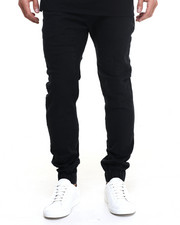 Denim - SLINGSHOT Broken black DENIMO Jogger