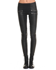 Women - Stretch Moto Leggings