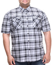 Enyce - Big Kane S/S Button-Down (B&T)