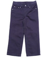 Bottoms - SLIM STRAIGHT PANTS (2T-4T)