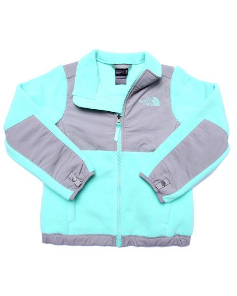 The North Face - Girls Green Denali Jacket (4-16)
