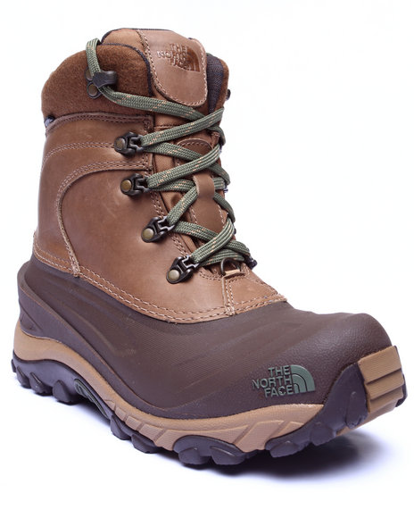 The North Face - Men Brown Chilkat I I Luxe Boots