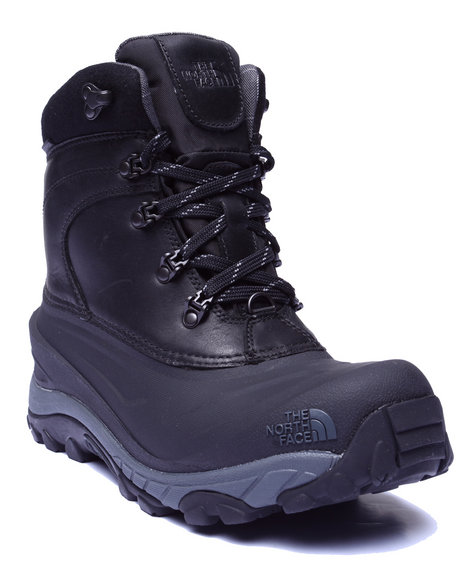 The North Face - Men Black Chilkat I I Luxe Boots