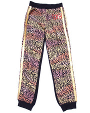 Deals-Girls - LEOPARD TRUKFIT JOGGERS (7-16)