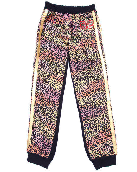 Animal Print Sweatpants