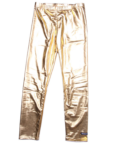 Trukfit Gold Leggings
