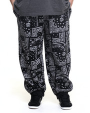 Akademiks - All Champs fleece jogger sweatpants (B&T)