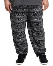Jeans & Pants - Aztec jogger sweatpants (B&T)