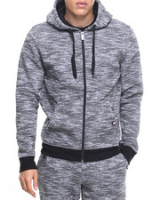 Akademiks - All Over Fly Knit full zip hoody