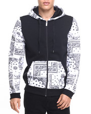Akademiks - Champion full zip fleece hoodie