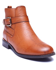 Fashion Lab - Tavern Buckle Shootie