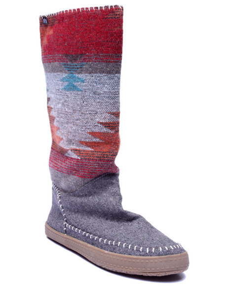 Extrafine Sugar - Women Grey Willow Boots