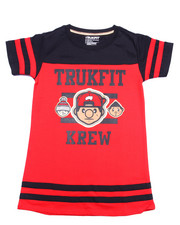 Dresses - TRUKFIT KREW DRESS (7-16)