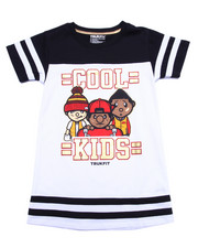 Dresses - COOL KIDS DRESS (7-16)