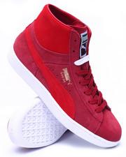 Footwear - Suede Mid Classic