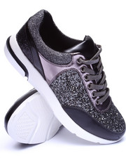 Fashion Lab - Hayes Gliter Track Sneaker