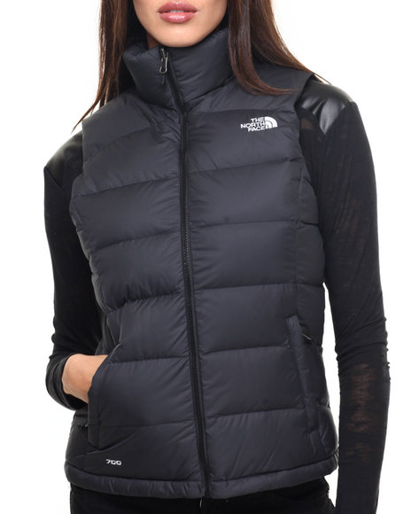 The North Face - Women Black Women's Nuptse 2 Vest
