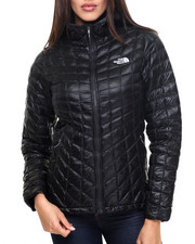 Light Jackets - Women's Thermoball Hoodie