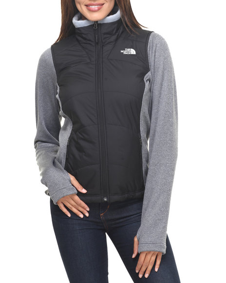 The North Face - Women Black Women's Agave Mash-Up Jacket