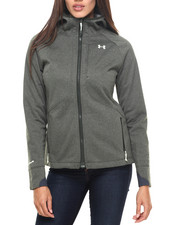 Light Jackets - UA Bacca Softshell Jacket