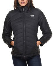 Heavy Coats - Women's Mossbud Swirl Reversible Jacket