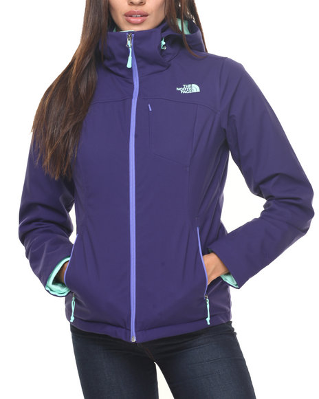 The North Face - Women Purple Women's Apex Elevation Jacket