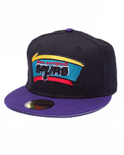 New Era - San Antonio Spurs Years Custom 59Fifty Fitted Cap