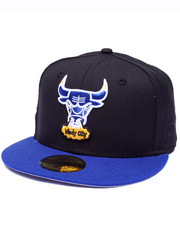 New Era - Chicago Bulls Windy City Custom 59Fifty Fitted Cap