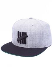 Hats - 5 Strike Snapback Cap