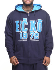 Ecko - Crown Zip Hoody (B&T)
