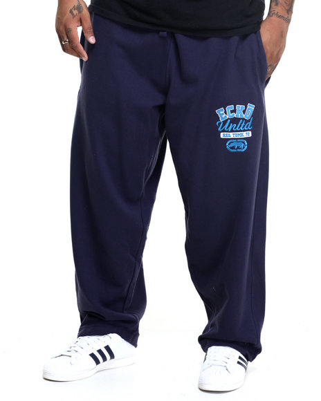 Ecko Navy Sweatpants