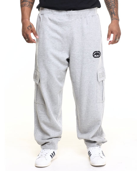 Ecko - Men Grey Recruit Cargo Jogger (B&T) - $60.00