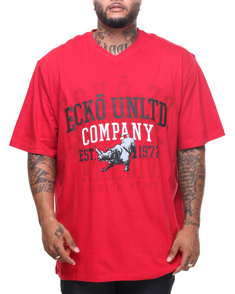 Ecko - Men Red Company 72 T-Shirt (B&T)