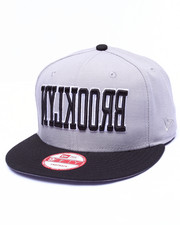 New Era - NYC Borough Brooklyn Custom 9Fifty Snapback Cap