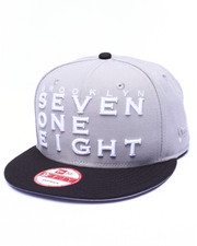 New Era - NYC Borough Brooklyn Area Code Custom 9Fifty Snapback Cap