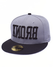 New Era - NYC Borough Bronx Custom 59Fifty Fitted Cap