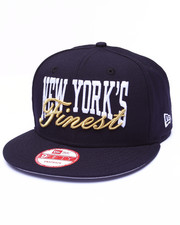 New Era - NYC Borough New York Finest Custom 9Fifty Snapback Cap
