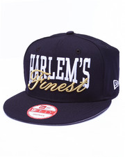 New Era - NYC Borough Harlem Finest Custom 9Fifty Snapback Cap