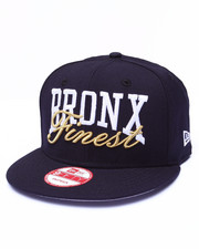 New Era - NYC Borough Bronx Finest Custom 9Fifty Snapback Cap