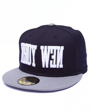New Era - NYC Borough New York Reverse NY Custom 59Fifty Fitted Cap
